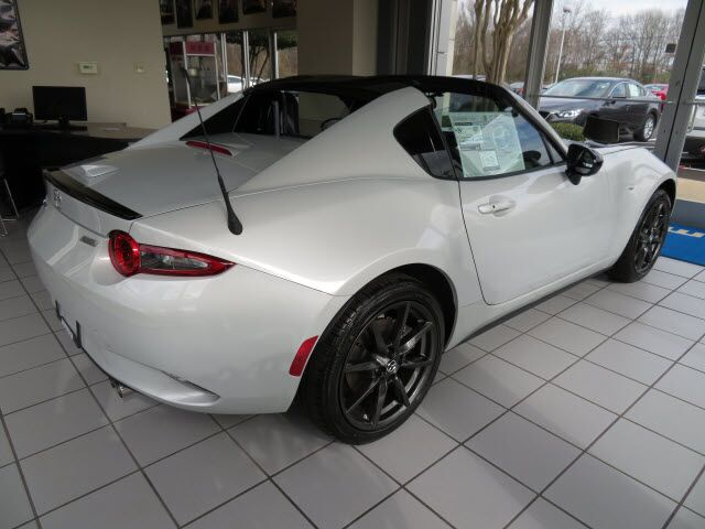 2017 Mazda MX-5 Miata RF Club Memphis TN