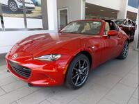 Mazda MX-5 Miata RF GRAND TOURING MANUAL 2017
