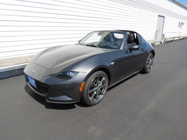2017 Mazda MX-5 Miata RF Grand Touring Portsmouth NH