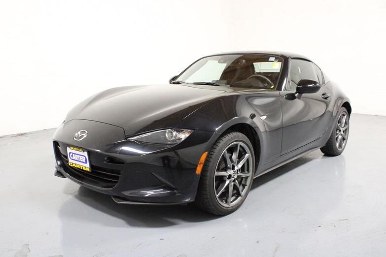 2017 Mazda MX-5 Miata RF Grand Touring Seattle WA