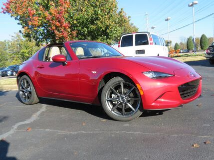 2017_Mazda_MX-5 Miata RF_Grand Touring_ Memphis TN