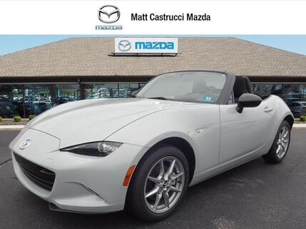 2017_Mazda_MX-5 Miata_Sport_ Dayton OH