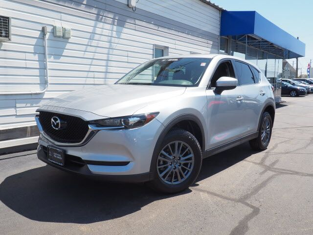 2017 Mazda Mazda CX-5 Touring w/Preferred Pkg Portsmouth NH