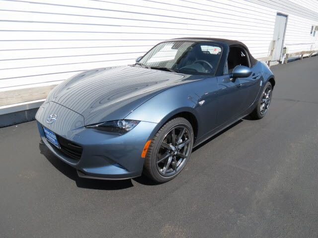 2017 Mazda Mazda MX-5 Miata Grand Touring Portsmouth NH