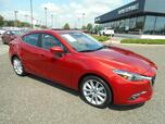 2017 Mazda Mazda3 4-Door GT - Leather - Moonroof - Navigation - Back-up Camera