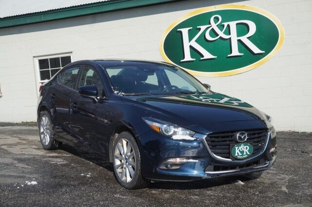 2017 Mazda Mazda3 4-Door Grand Touring Auburn ME