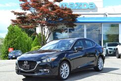 2017 Mazda Mazda3 4-Door Grand Touring Navigation