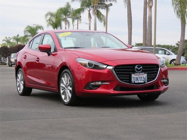 2017 Mazda Mazda3 4-Door Grand Touring Carlsbad CA