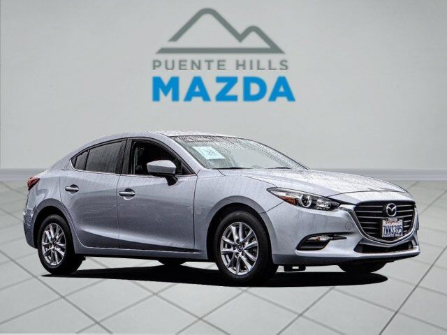 2017 Mazda Mazda3 4-Door Sport City of Industry CA