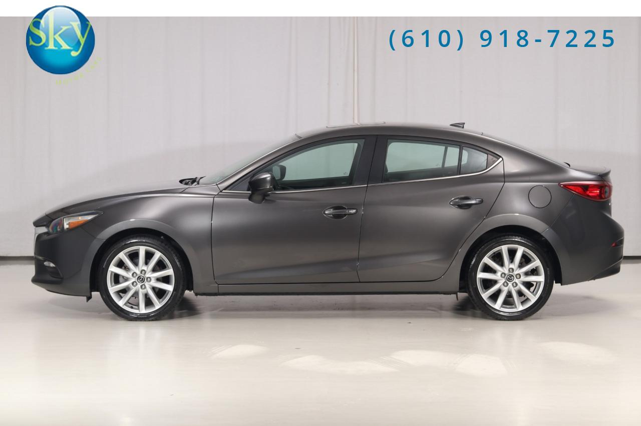 2017 Mazda Mazda3 4-Door Touring 6-Speed Manual West Chester PA