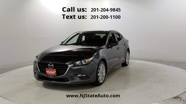 2017 Mazda Mazda3 4-Door Touring Automatic Jersey City NJ