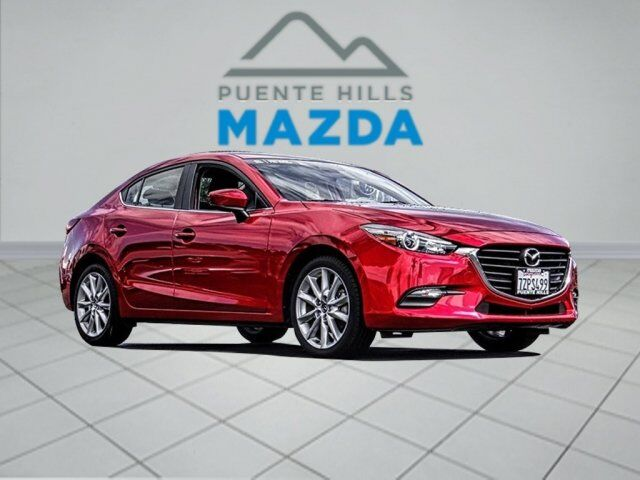 2017 Mazda Mazda3 4-Door Touring City of Industry CA