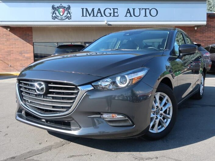 2017 Mazda Mazda3 4-Door Touring West Jordan UT