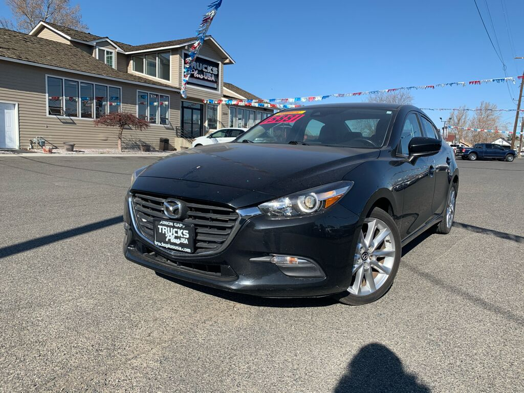 2017 Mazda Mazda3 4-Door Touring Union Gap WA