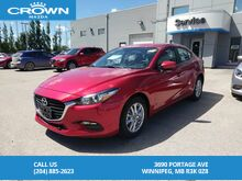 2017_Mazda_Mazda3_4dr Sdn Auto SE_ Winnipeg MB