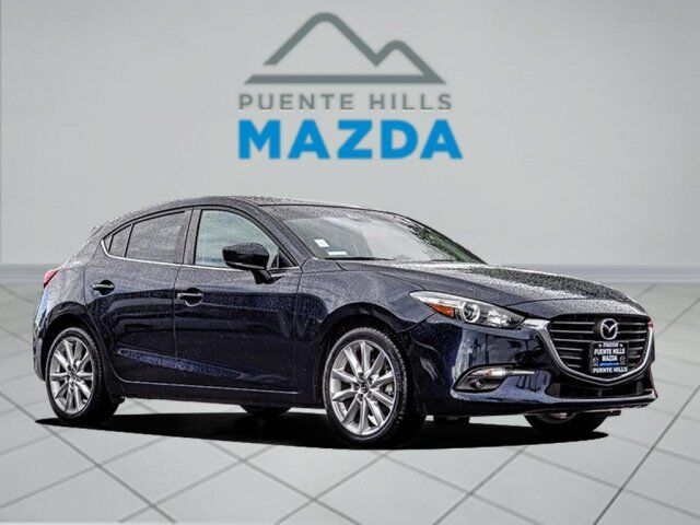 2017 Mazda Mazda3 5-Door Grand Touring City of Industry CA