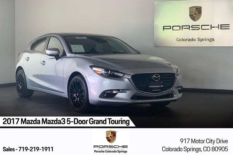 2017 Mazda Mazda3 5-Door Grand Touring Colorado Springs CO