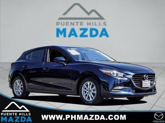 2017 Mazda Mazda3 5-Door Sport City of Industry CA