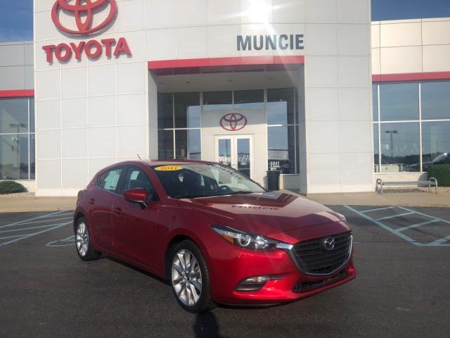 2017 Mazda Mazda3 5-Door Touring Auto Muncie IN