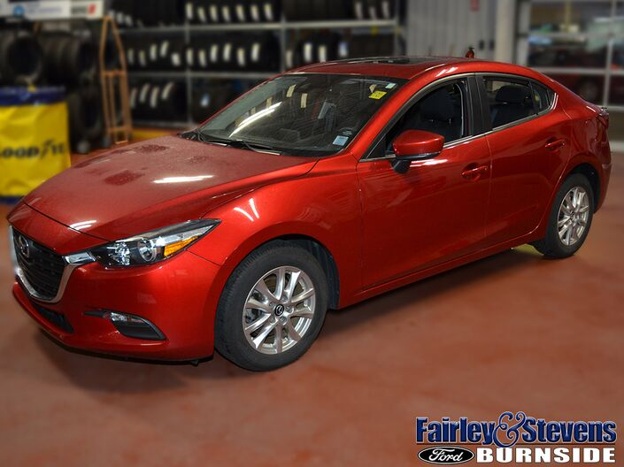 2017 Mazda Mazda3 GS Dartmouth NS