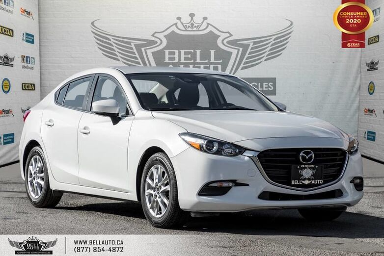 2017 Mazda Mazda3 GS, NO ACCIDENT, NAVI, BACK-UP CAM, BLIND SPOT, SENSORS Toronto ON