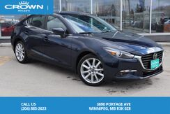 2017_Mazda_Mazda3_GT *LOCAL VEHICLE WITH 100% CLEAN CARFAX REPORT*_ Winnipeg MB