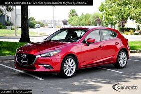 2017_Mazda_Mazda3 Grand Touring Hatch, 14k miles, Nav, BackUp Cam,_Heads up, & More!_ Fremont CA