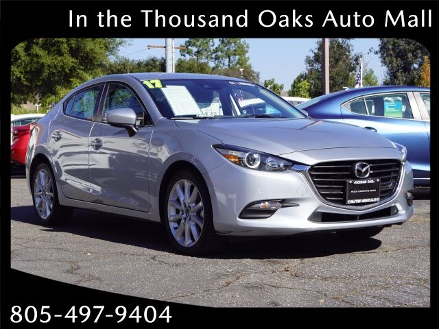 2017 Mazda Mazda3 MAZDA3 4-DOOR ITR Thousand Oaks CA