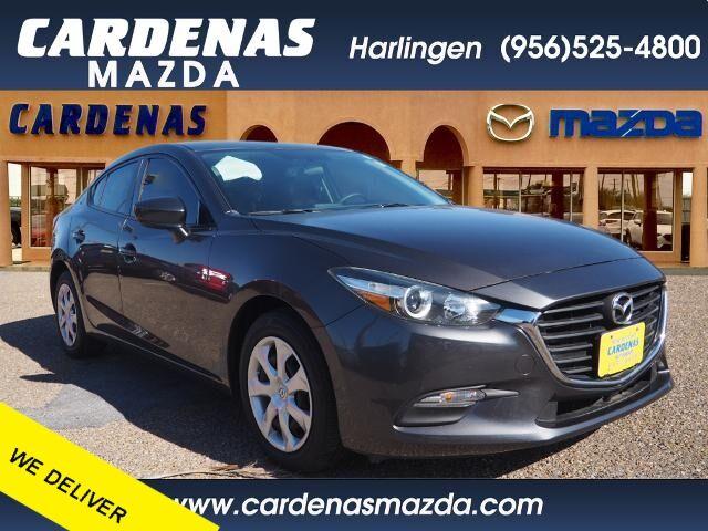 2017 Mazda Mazda3 Sport McAllen TX