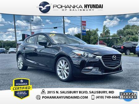 2017_Mazda_Mazda3_Touring 2.5 **ONE OWNER**_ Salisbury MD