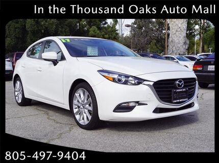 2017_Mazda_Mazda3_Touring 2.5_ Thousand Oaks CA