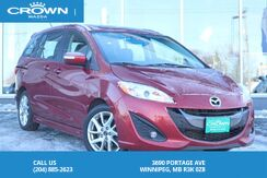 2017_Mazda_Mazda5_GT Automatic * No Accidents/Heated Leather Seats/6 Passenger*_ Winnipeg MB