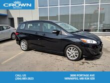 2017_Mazda_Mazda5_GT Automatic 6-Passenger *Clean Carproof/Mazda's Unlimited KM Warranty*_ Winnipeg MB