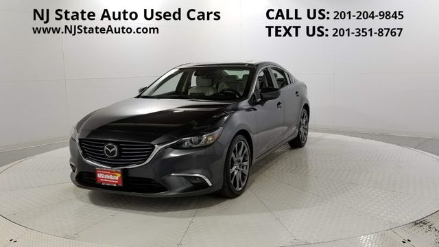 2017 Mazda Mazda6 2017.5 Grand Touring Automatic Jersey City NJ