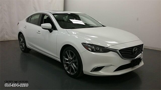 2017 Mazda Mazda6 Grand Touring Holland MI