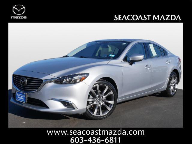 2017 Mazda Mazda6 Grand Touring Portsmouth NH