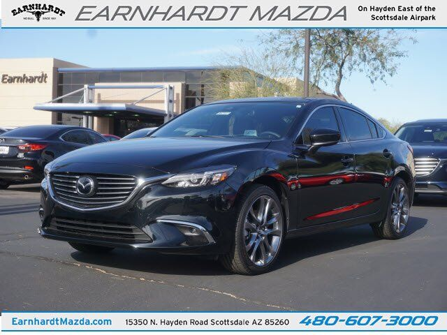 2017 Mazda Mazda6 Grand Touring Scottsdale AZ