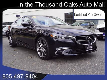 2017_Mazda_Mazda6_Grand Touring_ Thousand Oaks CA