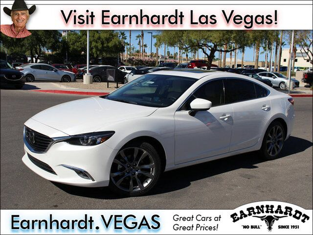 2017 Mazda Mazda6 Grand Touring Las Vegas NV