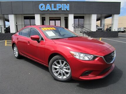 2017_Mazda_Mazda6_Sport_ Prescott AZ