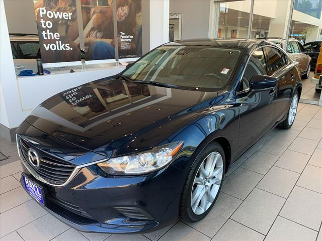 2017 Mazda Mazda6 TOURING MANUAL Brookfield WI