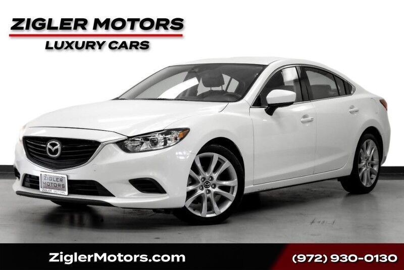 2017 Mazda Mazda6 Touring Backup Camera Addison TX