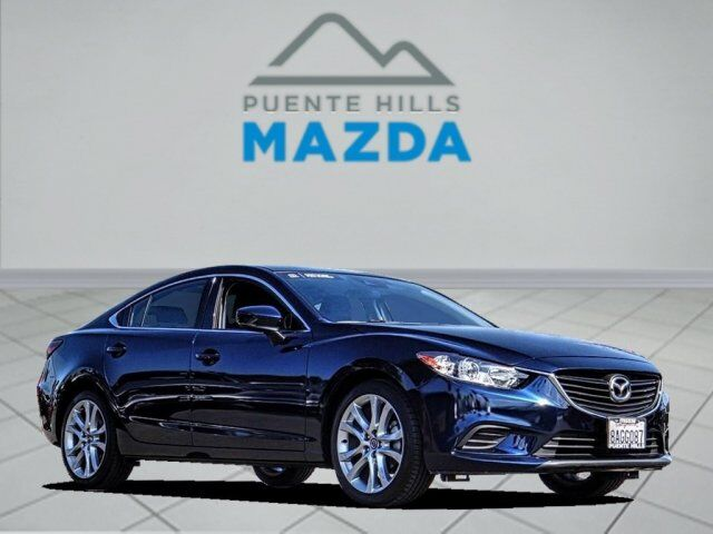 2017 Mazda Mazda6 Touring City of Industry CA