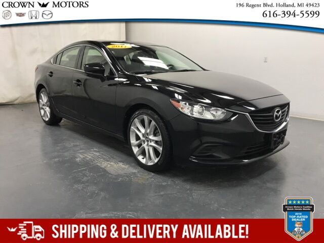 2017 Mazda Mazda6 Touring Holland MI