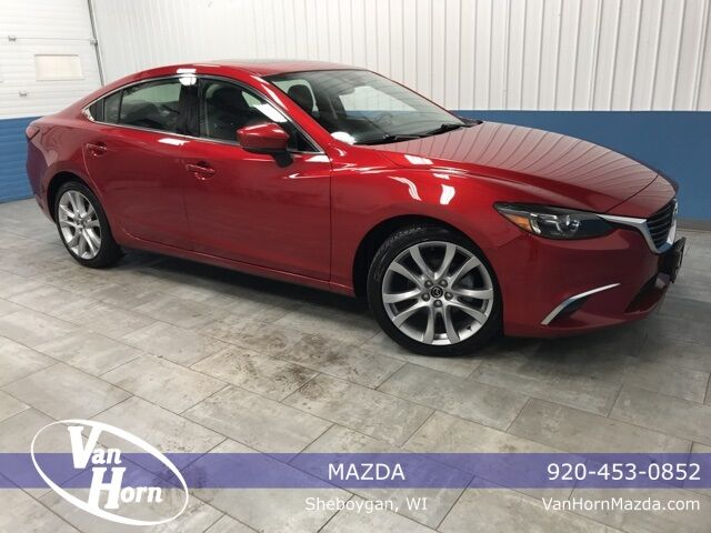 2017 Mazda Mazda6 Touring Milwaukee WI
