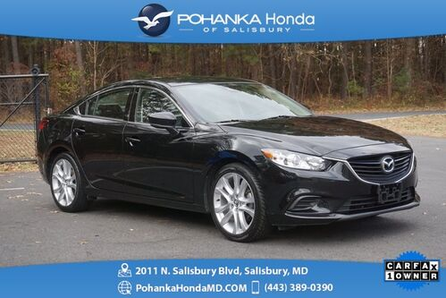 2017_Mazda_Mazda6_Touring PLUS ** BACK UP CAMERA ** ONE OWNER **_ Salisbury MD