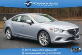 2017 Mazda Mazda6 Touring PLUS ** LEATHER & BACK UP CAMERA ** ONE OWNER **