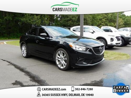 2017_Mazda_Mazda6_Touring_ Salisbury MD