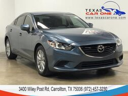 2017_Mazda_Mazda6_i SPORT KEYLESS START BLUETOOTH CRUISE CONTROL ALLOY WHEELS_ Carrollton TX