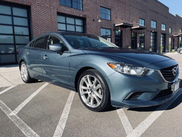 2017 Mazda Mazda6 i Touring AT Bountiful UT